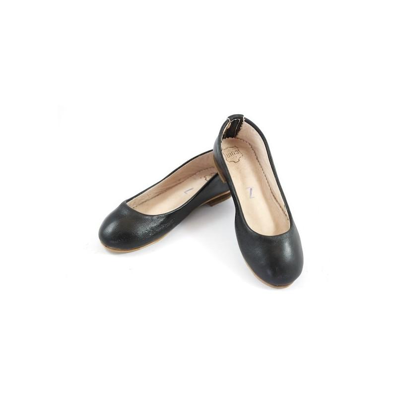 9db0d2c07db53 Romia ballerinas in black leather