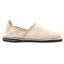 Berber slippers made of natural leather