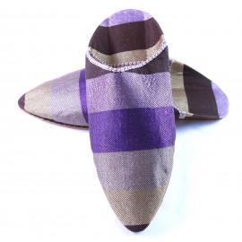 Women's sabra slippers - Lila