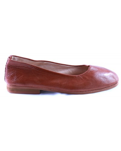 Romia ballerinas in light brown leather